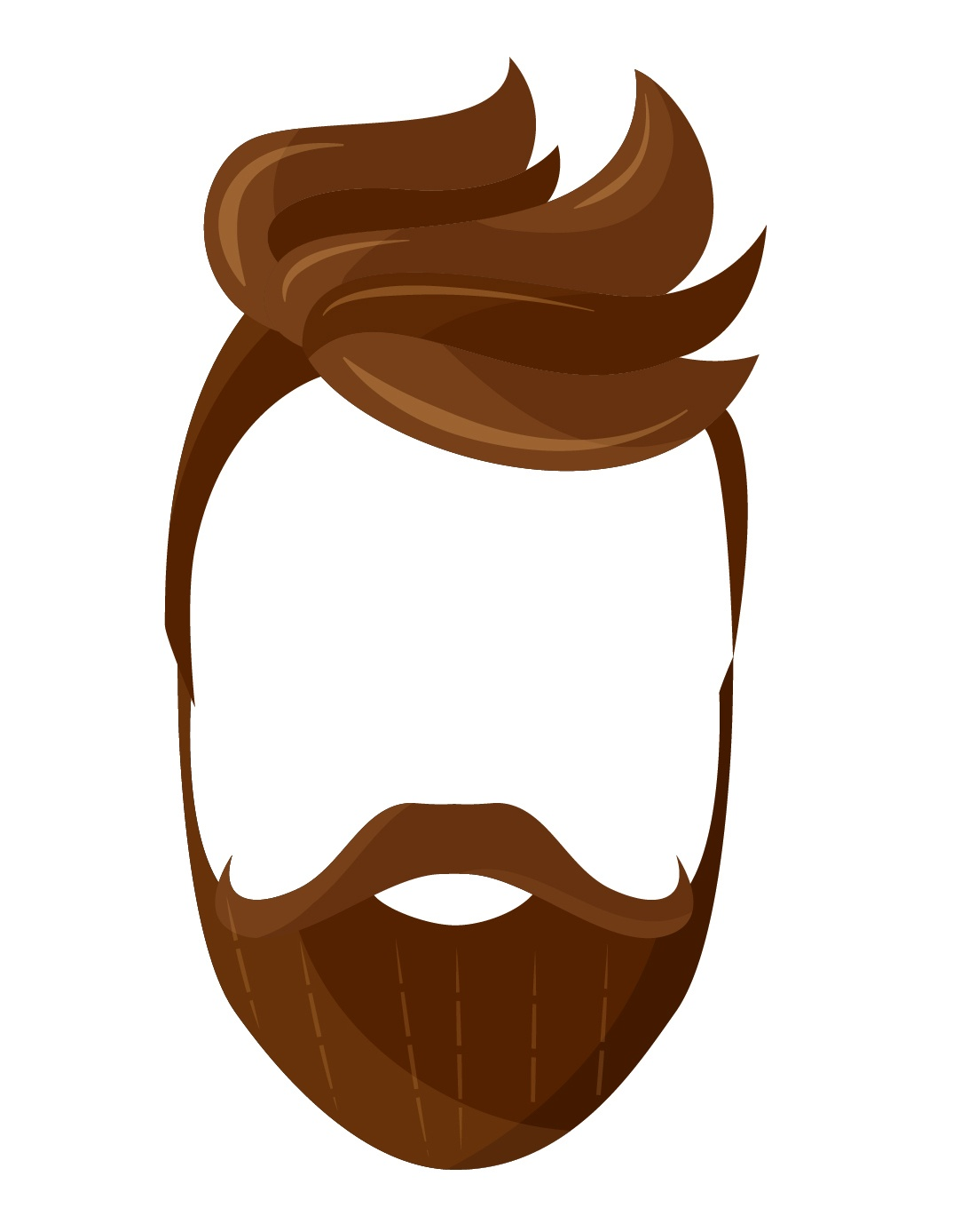 Tailler sa barbe le seul guide dont vous avez besoin - Barbe visage ovale ...